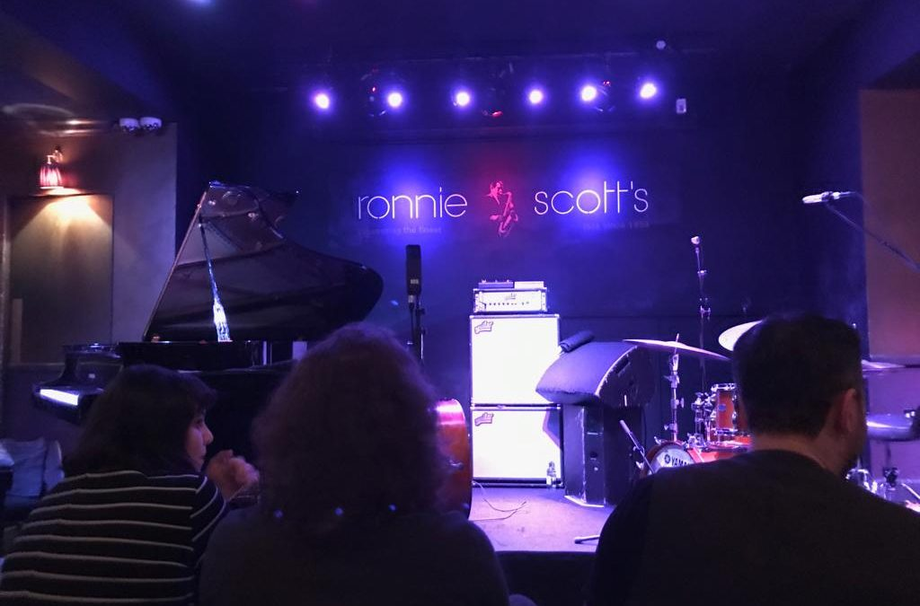 Drummer Mark Guiliana at Ronnie Scott's