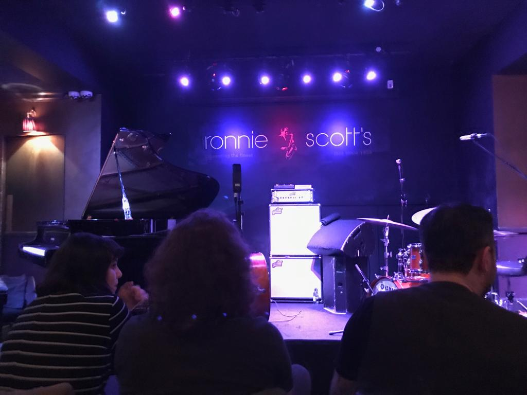 Mark Guiliana at Ronnie Scott's