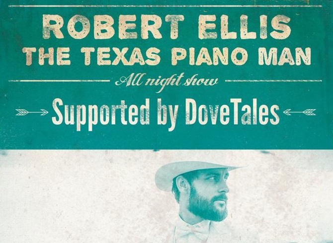 DoveTales Supporting Robert Ellis