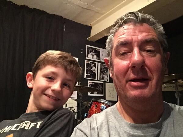 Joe and Chris